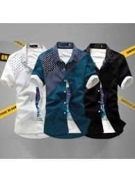 all types of casual men's tops available in our store.