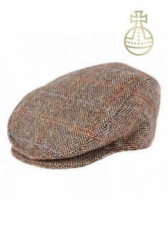 87d83013 Harris Tweed Flat Cap