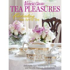 Victoria Tea Pleasures 2016