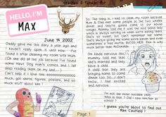 """faithcael: """"So ! Since so much people liked our work on Chloe's letters, and we loved to work on it together, we decided to do some others projects like this ! Here's our first project ! """"Arcadia Bay..."""