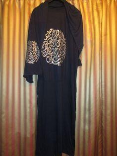 Muslim Prayer Dresses ** Abaya with Attached Hijab ** Islamic Prayer Clothes #Egyptian #MuslimPrayerDressAbayawithAttachedScarf