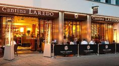 Cantina Laredo, London  Enjoyed an excellent Mexican dinner here on June 6, 2014
