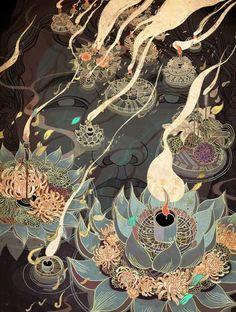 """Victo  Ngai  est une illustratrice vivant  à New York et originaire de Hong Kong.   """" Victo """" est un surnom dérivé de """"Victoria""""..."""