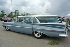 Saweeet 59' Chevy Long Roof....
