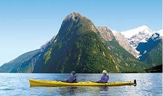 New Zealand: one of the many places on my To-Do list!
