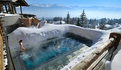 Las piscinas son para el invierno