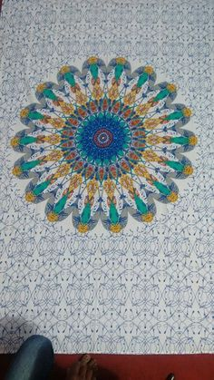 HANDICRAFTOFPINKCITY White Peacock Mandala Tapestry Twin Bedspread Bohemian Bedding Hippie Wall Décor tapestry -- To view further for this item, visit the image link. (This is an affiliate link and I receive a commission for the sales)