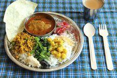 南インド料理レストラン「ガネーシュ」さんのキーマカリーレッスン|FOOD&COMPANY ONLINE Chana Masala, Food Styling, Curry, Ethnic Recipes, Curries