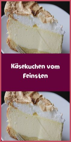 Käsekuchen vom Feinsten Ingredients 200 g flour 325 g sugar 75 g butter 4 egg (s) 1 tsp baking powder a little salt fat for the form 1 kg lean quark 1 p & The post The finest cheesecake appeared first on Kronleuchter. 4 Ingredient Cheesecake Recipe, Baked Cheesecake Recipe, Homemade Cheesecake, Light Desserts, Winter Desserts, Easy Desserts, Sour Cream Cheesecake, Easy No Bake Cheesecake, Classic Cheesecake