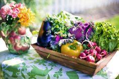5 Summer Salad Recipes & Refreshing Patio Wines