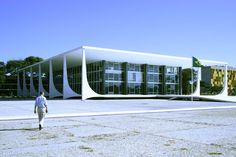 niemeyer Supreme Federal Court in Brasilia