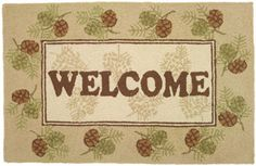 Buy all your rustic area rugs, cabin accent rugs and bear rugs at Black Forest Decor, your primary source for moose rugs and cabin rugs. Porch Mat, Rustic Area Rugs, House Plans With Pictures, Black Forest Decor, Bear Rug, Cabin House Plans, Little Cabin, Timber Frame Homes, Washable Rugs