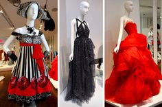 Asian-American Designers highlighted by NYTimes.com. A red wedding dress!