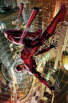 Neal Adams does Daredevil