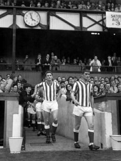 Brian Clough of Sunderland in 1962.