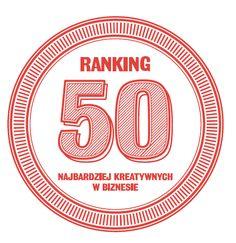 """Widzieliście już nasz ranking """"50 kreatywnych w biznesie""""? Sprawdźcie kto wykazał się największą - w naszej ocenie - kreatywnością w prowadzeniu biznesu!"""
