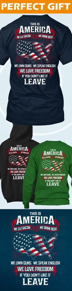 Bacon and Beer - Limited edition. Order 2 or more for friends/family & save on shipping! Makes a great gift! Country Apparel, Country Outfits, Tee Design, Friends Family, Christmas Sweaters, Bacon, Beer, Usa, Sweatshirts