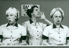 A Vintage Spirit-The Famous Chocolate Factory Episode  of I love Lucy