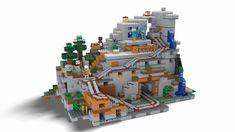 Lego Minecraft, Minecraft Clock, Minecraft Ender Dragon, Minecraft Mini Figures, Minecraft Videos, Minecraft Blueprints, Cool Minecraft Houses, Minecraft Party, Lego Videos