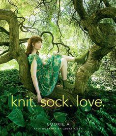 Knit. Sock. Love. book