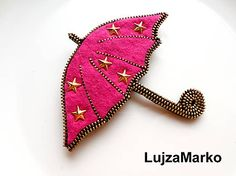 LujzaMarko / Cyklamenový dáždnik