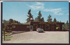 Grand Portage-MN-Trading Post-Vintage Postcard | eBay