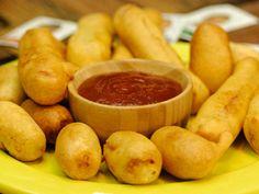 Corn Dog | Homens Gourmet | Receitas  | Bemsimples.com