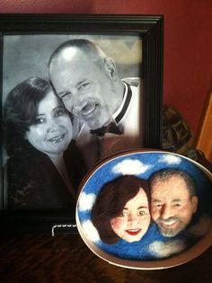 Keçeden İnsan Portreleri (ürünler alıntıdır) | Keçe Keçe - Keçe Blog