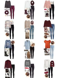 Outfit basic outfits, simple outfits, teen fashion outfits, cute teen o Cute Teen Outfits, Cute Outfits For School, Teen Fashion Outfits, Teenager Outfits, College Outfits, Simple Outfits, Outfits For Teens, Pretty Outfits, Beautiful Outfits