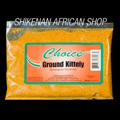 Ground Kittely (3oz) by Choice - African Food