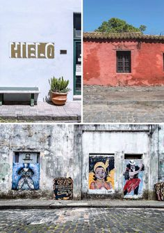 Colonia Del Sacramento, Uruguay | heneedsfood.com
