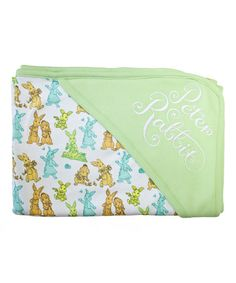Another great find on #zulily! Peter Rabbit Reversible Blanket by Peter Rabbit #zulilyfinds