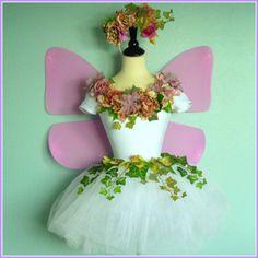 Fairy Costume by FairyNanaLand on Etsy