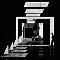 "The luminous architecture of Serge Najjar - Light architecture. Lebanese photographer Serge Najjar in his series ""The Architecture of Light"" ex - Architecture Ombre, Collage Architecture, Shadow Architecture, Light Architecture, Architecture Design, Shadow Photography, Photography Jobs, Street Photography, Nature Photography"