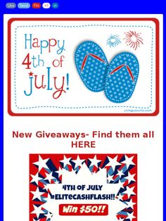 Great giveaways! Check out this Mad Mimi newsletter