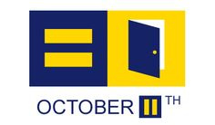 National Coming Out Day...come out come out where ever you are :)