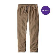 M's Synchilla® Snap-T™ Pants, Ash Tan (ASHT)