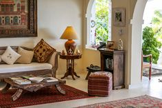 Quite simply one of the most gorgeous and welcoming private homes in the whole of East Africa, beautiful Kamili House sits in two acres of Tropical garden Private Safari, Entryway Tables, African, Living Room, Interior, House, Furniture, Home Decor, Ideas