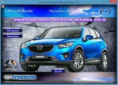 MANUAL DE TALLER Y REPARACIÓN PARA EL MAZDA CX-5 2013-2015 Mazda Cx5, Repair Manuals, Bmw, Atelier