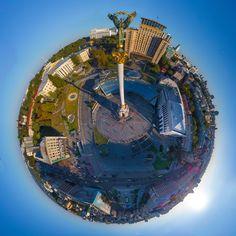 Kyiv sperical drone pano Ferris Wheel, Fair Grounds, Travel, Viajes, Destinations, Traveling, Trips