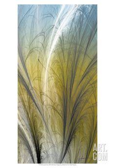 Fountain Grass III Print by James Burghardt at Art.com