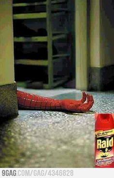 RAID, It's super effective!