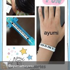 Amazing Wrapit Loom Piano Bracelet  Repost from @ayumamayasu - 娘の作品 パーツクラブのレシピを参考に作りました #ラピットルーム#wrapitloom #wrapitloombracelet #レインボールーム #pianobracelet #beads #beadsbracelet