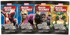 Fabian Balbinot - MagicJebb: Marvel Battle Scenes - Confira o visual dos booste...