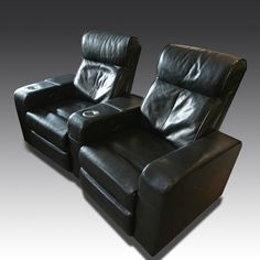 Premiere Leather Cinema Seat seater) from our Cinema, Seating & Accessories selection Luxury Gifts For Men, Cinema Seats, Game Room, Bobs, Leather Seats, Interior Design, Games, Massage, Films