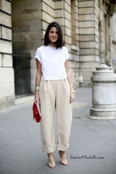 Leandra Medine is such authentic not some random face in fashion!!