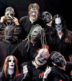 Slipknot Iowa