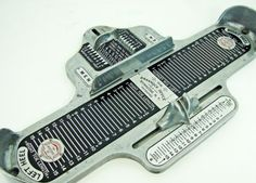 Brannock Device is a measuring instrument invented by Charles F. Brannock