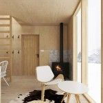 Ski Hut by Fo4a architecture 03