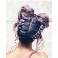 Instagram post by Christina - Hair Romance • Dec 7, 2016 at 7:56am UTC ❤ liked on Polyvore featuring accessories, hair accessories and hair